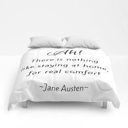 Jane Austen - Home Comforters