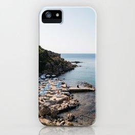 Mediterranean Summer in Greece iPhone Case