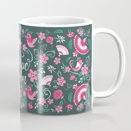Oriental Beauty Coffee Mug