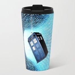 Tardis Time lord Travel Mug