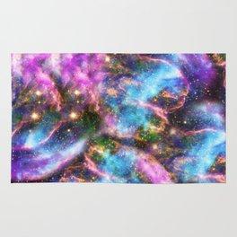Galaxy Black Hole Rug