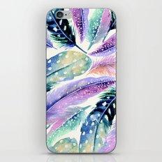 Wild Feathers #society6 #decor #buyart iPhone & iPod Skin
