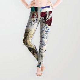Collage 27 Leggings