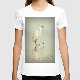 Little Egret T-shirt