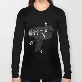Bad Robot - Super8 Long Sleeve T-shirt