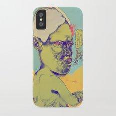 c-c-c-combo breaker iPhone X Slim Case