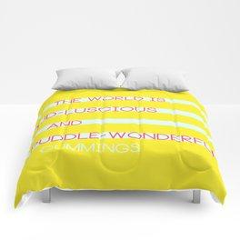 Puddle Wonderful Comforters