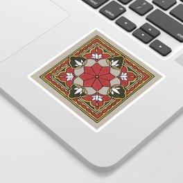 Arabesque Tile n°3 Sticker