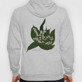 Lily of the Valley: Convalleria Majalis Hoody