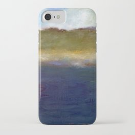 Abstract Dunes ll iPhone Case