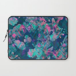 Geometric Floral Laptop Sleeve