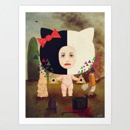 Thalidomide and the Infinite Sadness Art Print