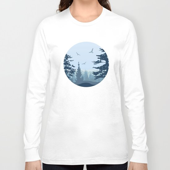 My Nature Collection No. 14 Long Sleeve T-shirt