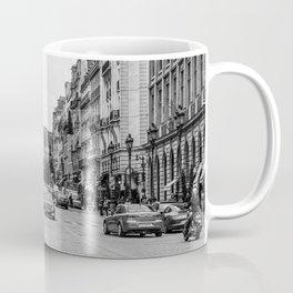 Paris Traffic Coffee Mug