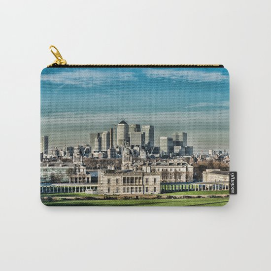 London - Canary wharf Towers Carry-All Pouch