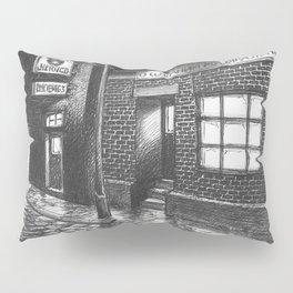 Warehouse music after work Pillow Sham