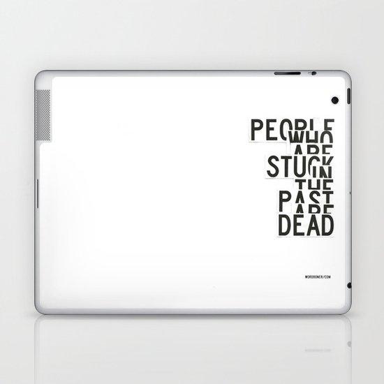 Dead Laptop & iPad Skin