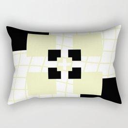 Box with Twist Rectangular Pillow