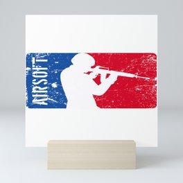 Major Airsoft Airsoft BBs Gift Mini Art Print