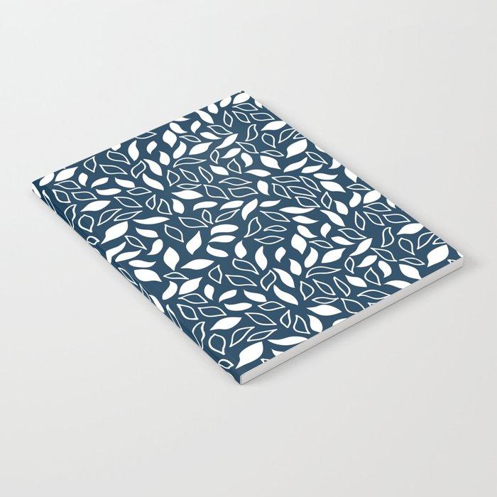 Wilderness Leaves Notebook