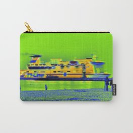 """GHOSTSHIP - Baltic Sea - """"VACANCY zine"""" Carry-All Pouch"""