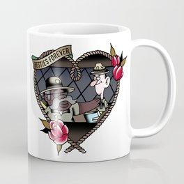 Gravity Falls Tattoos Coffee Mug