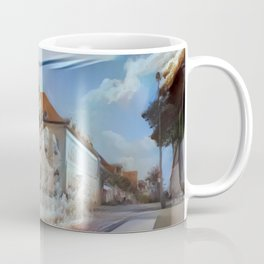 Market Square in Mecklenburg Coffee Mug