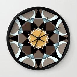 Arabesque Vivacity Wall Clock