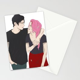 Livius and Miley Stationery Cards