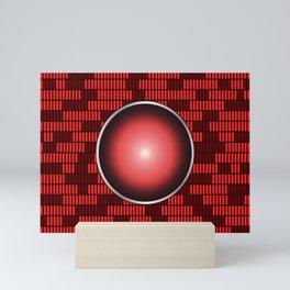 HALs Memories Mini Art Print