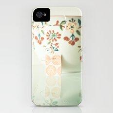 Tea Slim Case iPhone (4, 4s)
