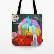 Stuck in the 70's Tote Bag
