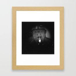 Fang Framed Art Print