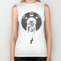 dj Biker Tanks featuring DJ HAL 9000 by Robert Farkas