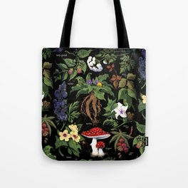 Poison Plants Tote Bag