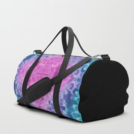 Dotted Aurora Duffle Bag