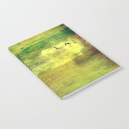 Forgotten Days Notebook