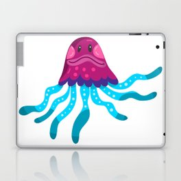 Cute Squid Laptop & iPad Skin