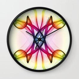 X - 2 Wall Clock