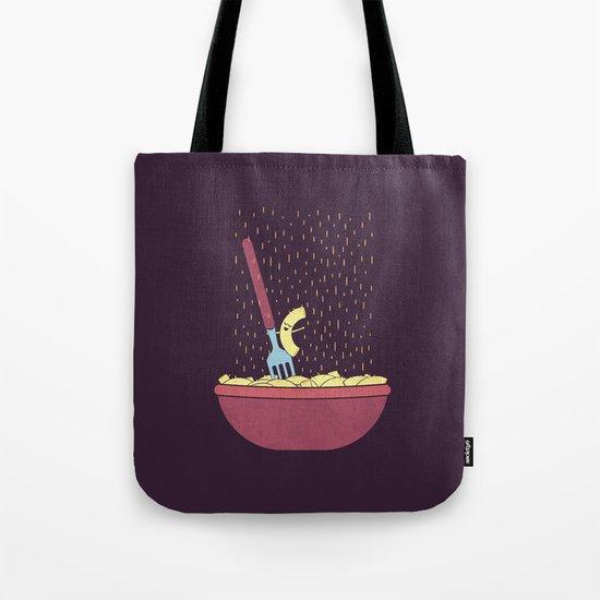 Singing In The Rain Tote Bag