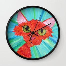 Shine On Wall Clock
