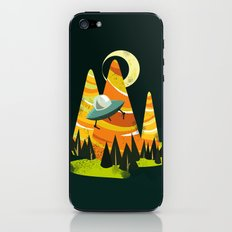 MOntains iPhone & iPod Skin