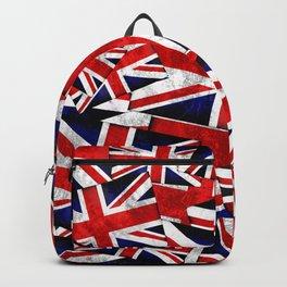 418c4ad685 Union Jack British England UK Flag Backpack
