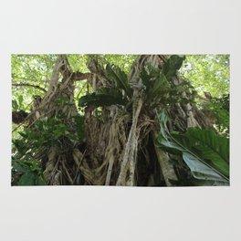 Wild Belize Jungle Rug