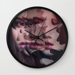 Another Portrait Disaster · N2 Wall Clock