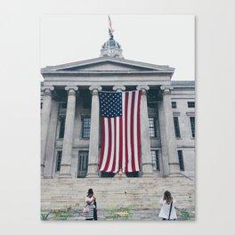 Today, We Celebrate Canvas Print