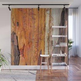 Tree Bark Abstract # 16 Wall Mural