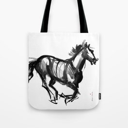 Horse (Far from perfection) Tote Bag