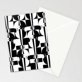 Optical Violins Stationery Cards