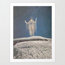 Angel of Antiquity Art Print